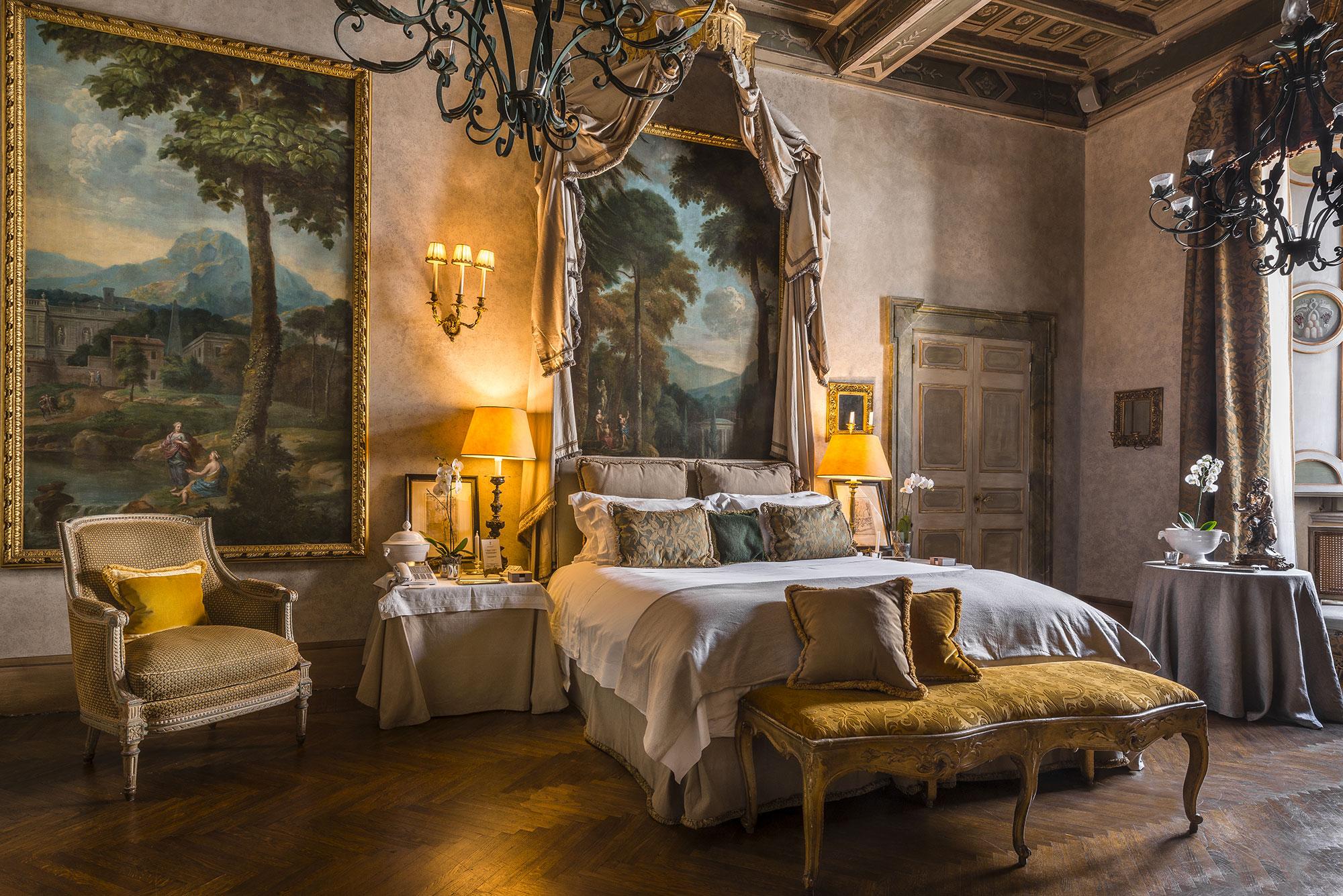 Residenza Napoleone Iii Suite Di Lusso Nel Centro Storico