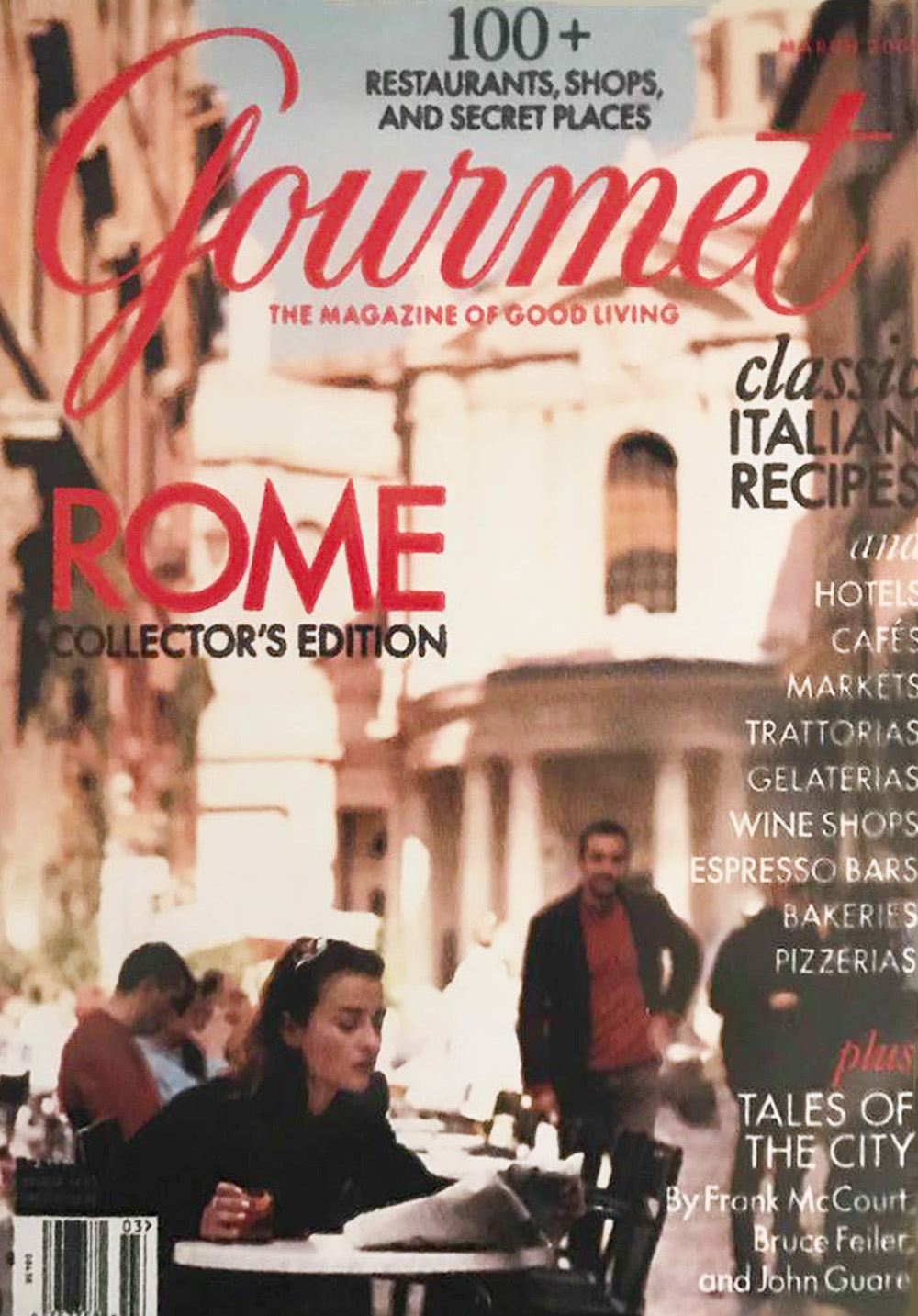 Gourmet Travels - Rome