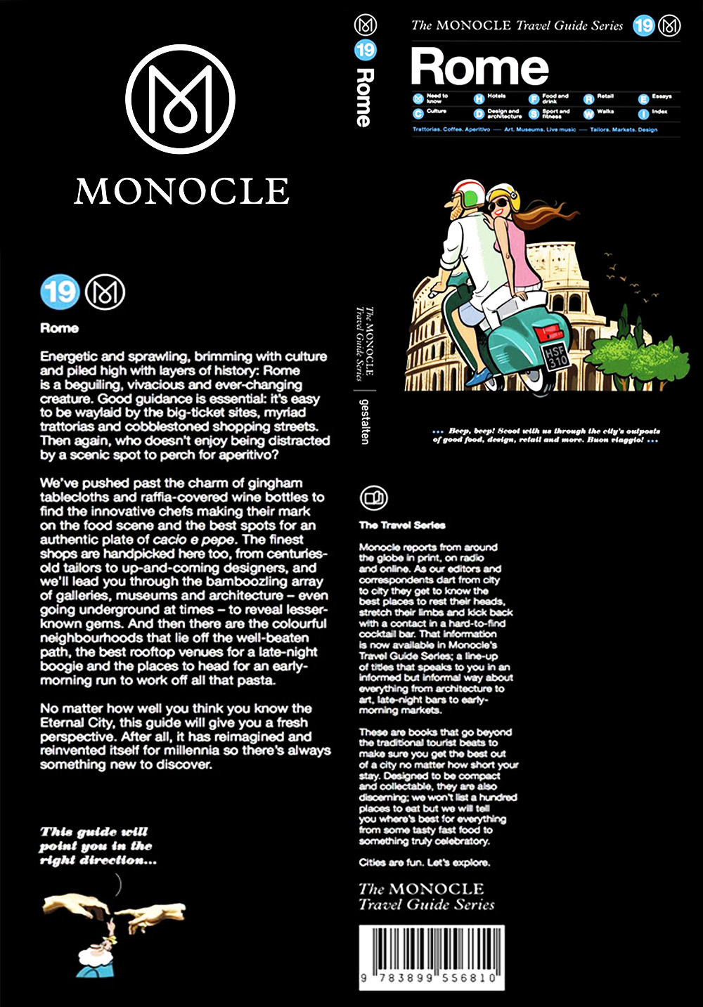 The Monocle Travel Guide Rome Hotels